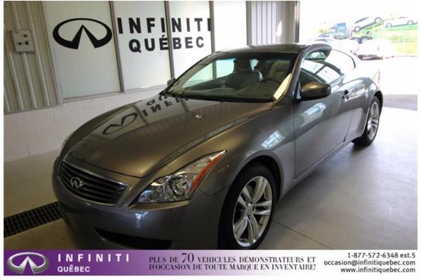2010 Infiniti G37 Coupe Coupe Premium AWD